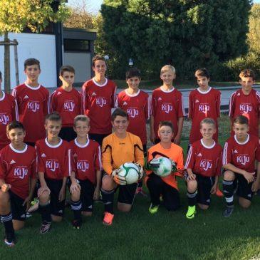 C2-Junioren: Guter Start in die Rückrunde