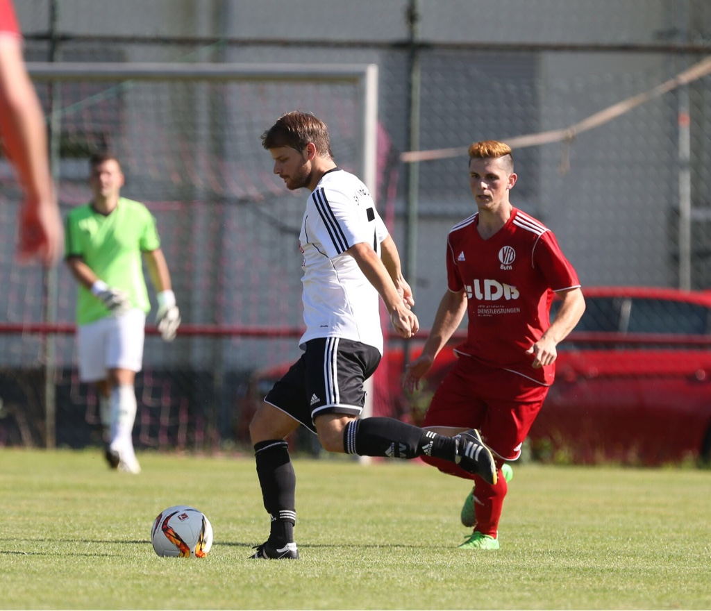 Herren I: Spielbericht gegen VfB Bühl II
