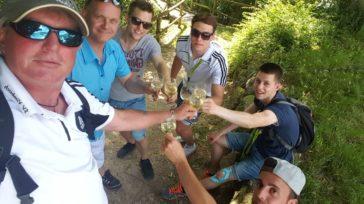 SVV beim Weincaching