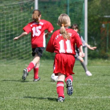 Fußballnachmittag für Mädchen