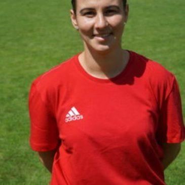 Tanja Linden – neue Trainerin unserer Damenmannschaft I.