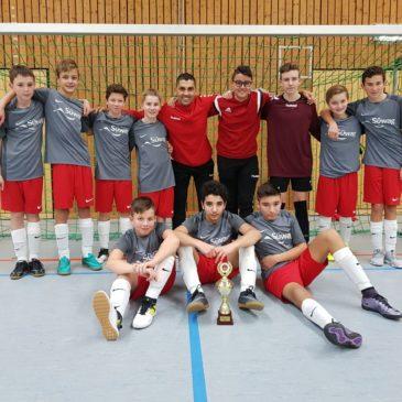 Turniersieg der C2 beim Michael-Seiler-Cup 2018