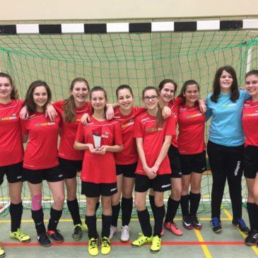 C-Mädchen sichern dritten Platz bei den Südbadischen Meisterschaften!