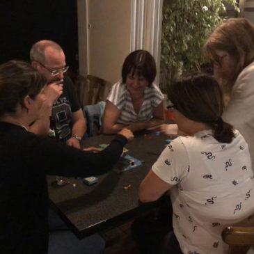 Rückblick: Spaßiger Spieleabend im Clubhaus
