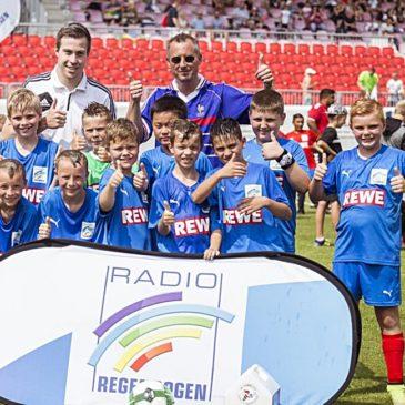 Radio Regenbogen-WM: E-Jugend erfolgreich!